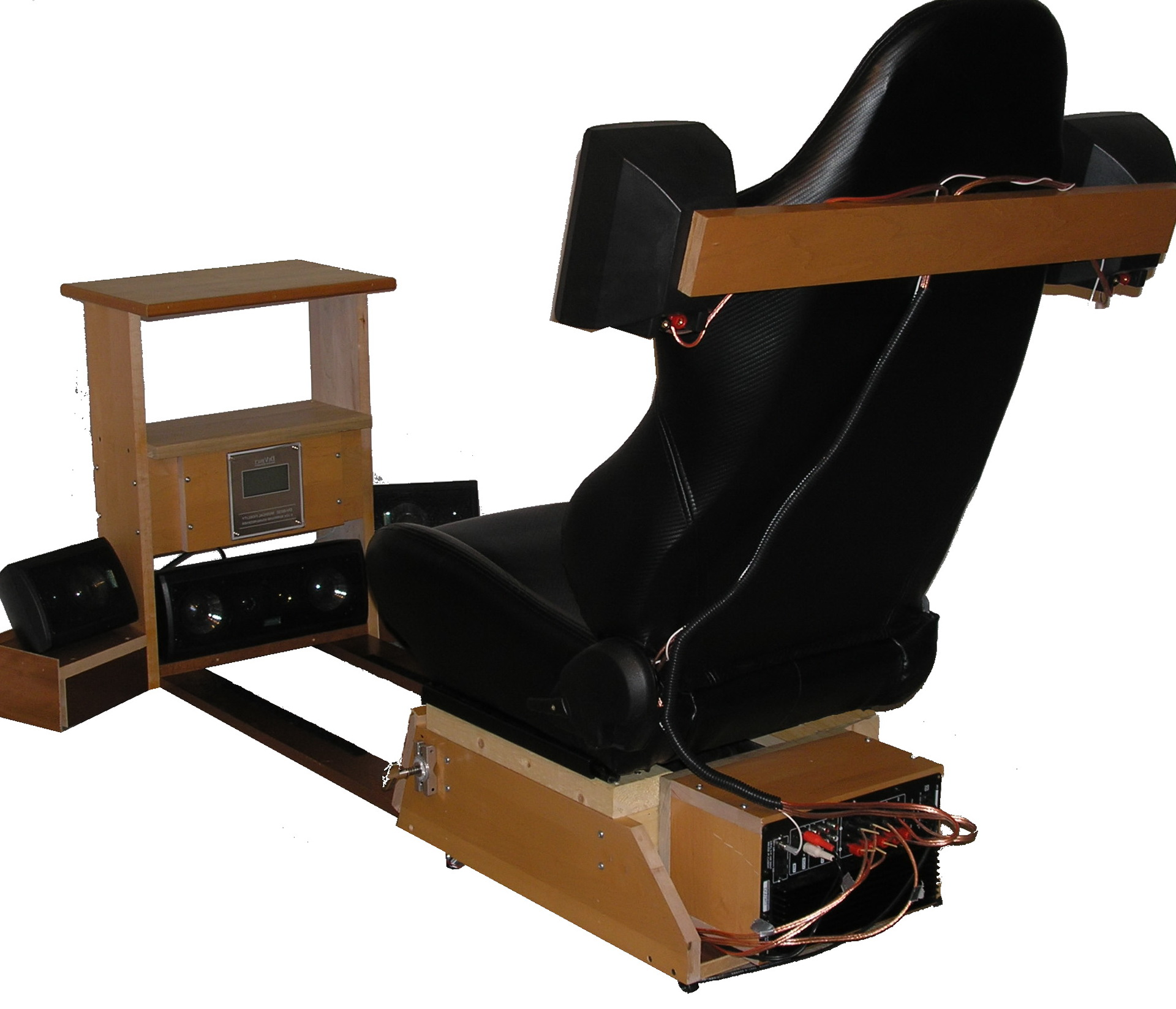 Computer Gaming Chair And Desk Cobotech