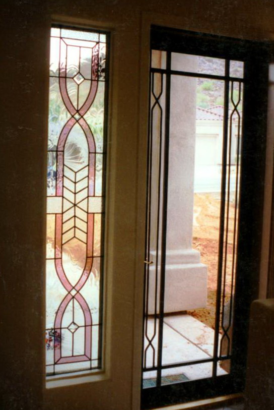 Custom Security Screen Doors