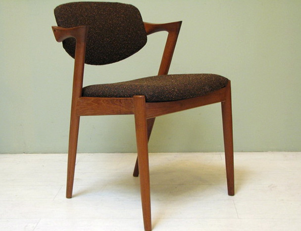 Danish Mid Century Modern Chairs