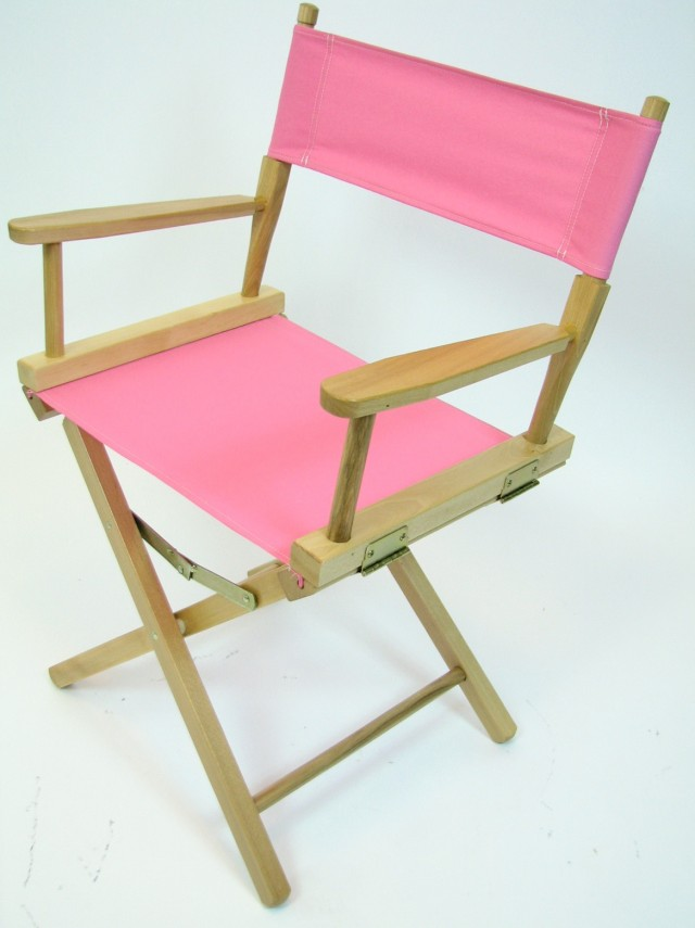 Director Chair Covers Flat Stick