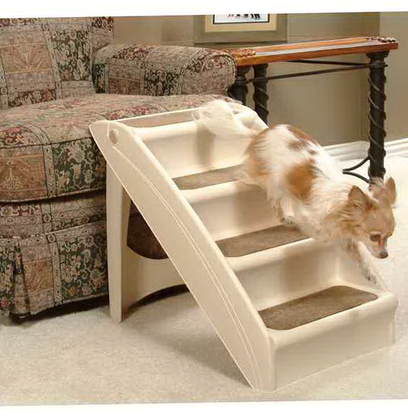 Dog Steps For Bed Plans