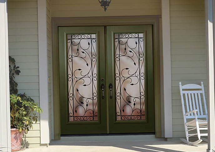 Double Entry Doors Home Depot