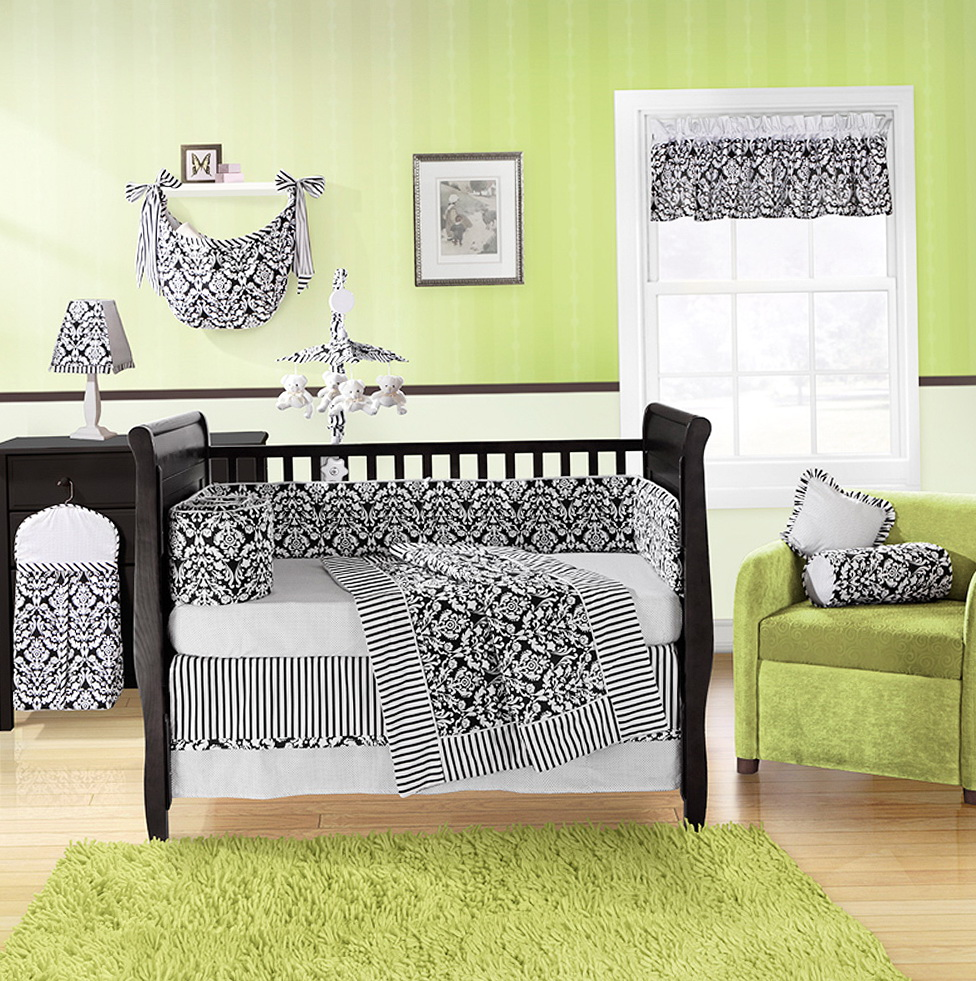Elegant Baby Boy Crib Bedding Sets