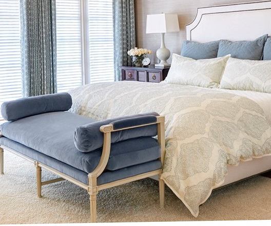 End Of Bed Bench Ideas