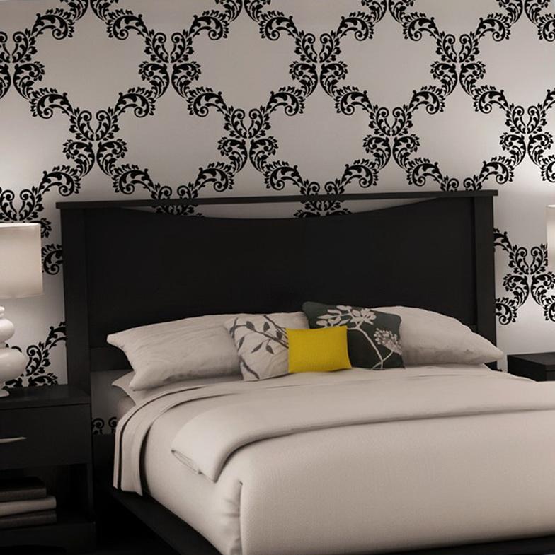 Fashion Bed Group Sanford Bed In Matte Black Finish