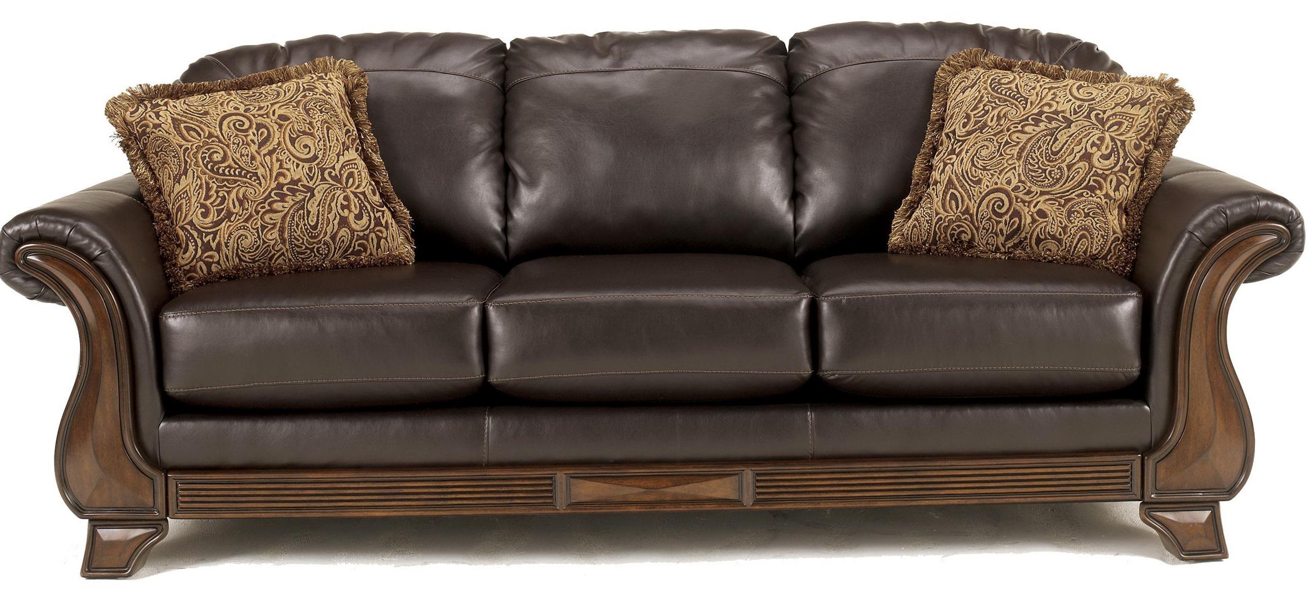 Leather Sleeper Sofa Queen Sofa 8035 Home Design Ideas
