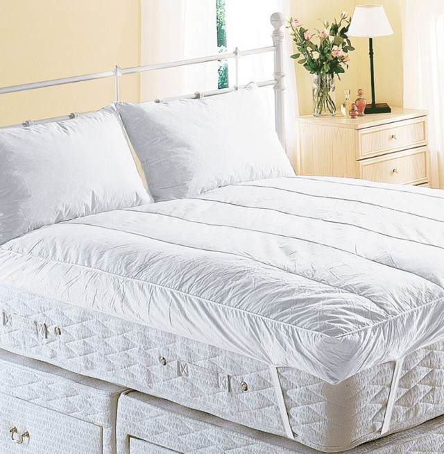 Feather Bed Topper Bed Bath And Beyond