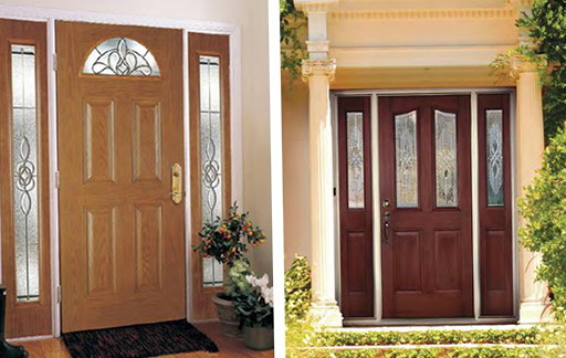 Fiberglass Entry Doors Vs Wood