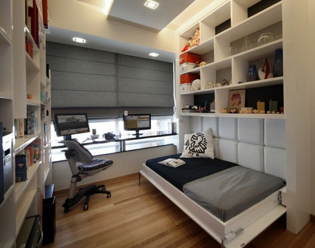 Fold Out Beds For Small Spaces