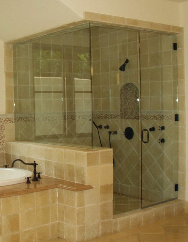 Frameless Glass Shower Doors Lowes