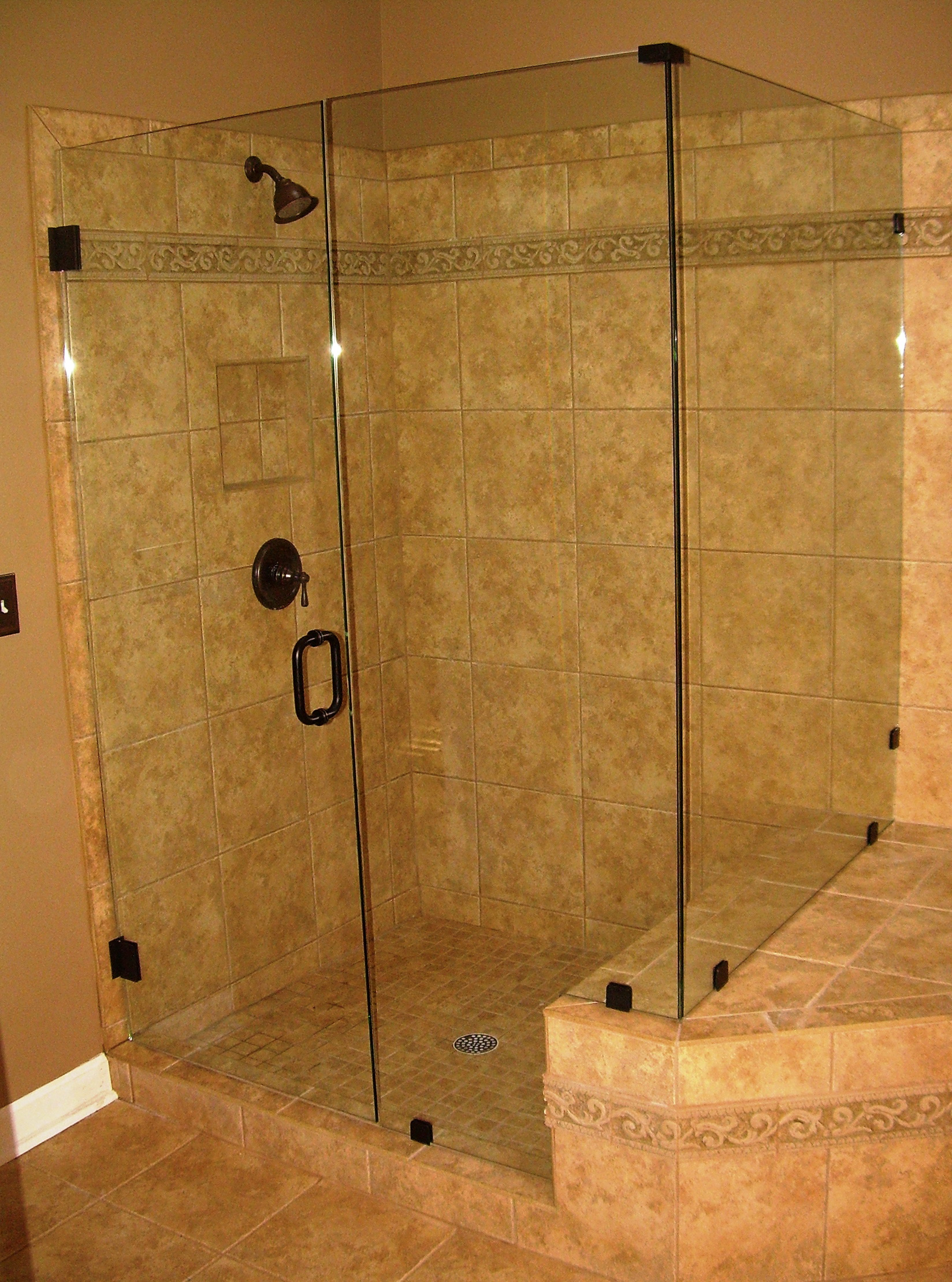 Frameless Glass Shower Doors Pictures