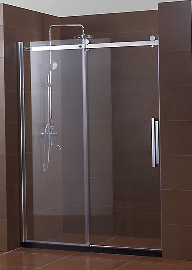 Frameless Glass Sliding Shower Doors