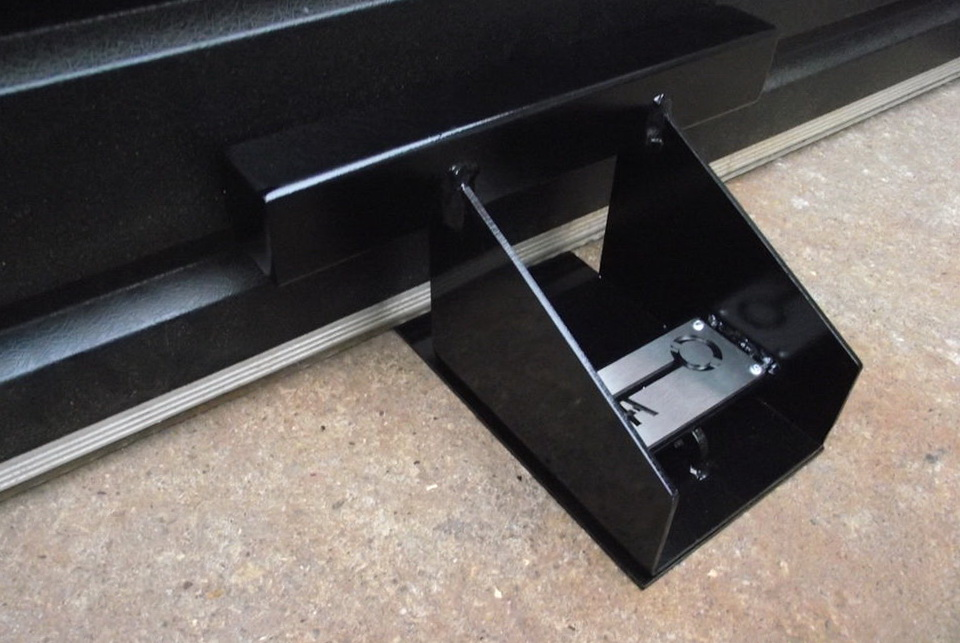 Garage Door Locking Systems