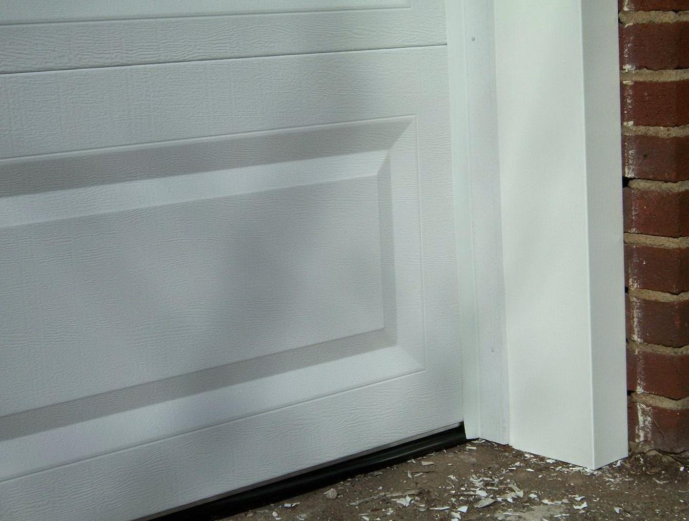 Garage Door Seal Side