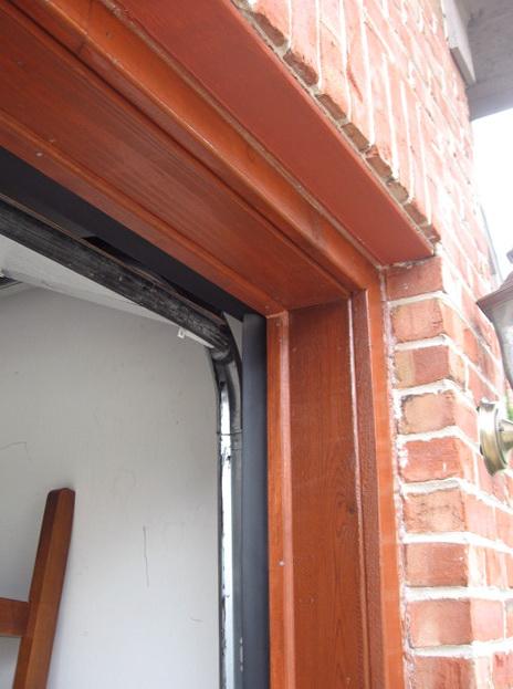 Garage Door Weather Stripping Side And Top