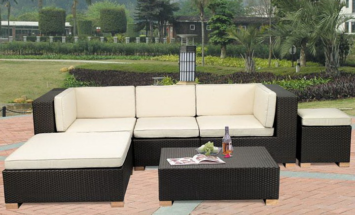 Garden Sofas And Chairs