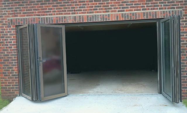 Glass Garage Doors Uk