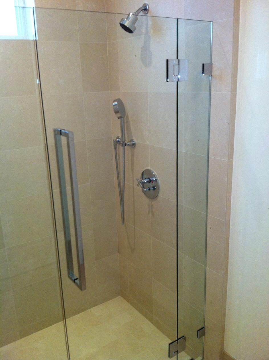 Glass Shower Door Hardware