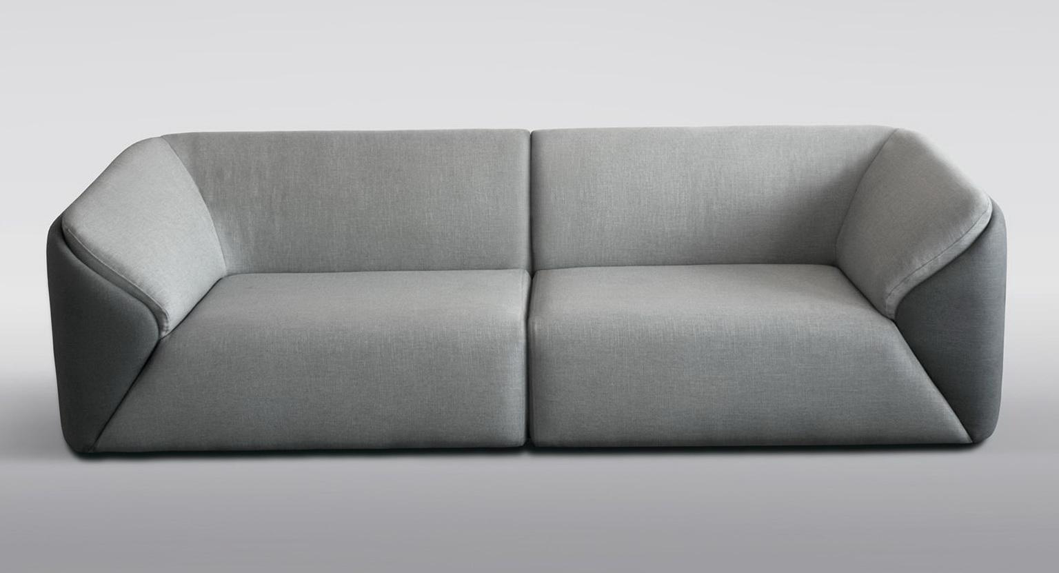 Grey Modern Sofa Bed