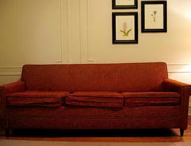 Ikea Mid Century Modern Sofa