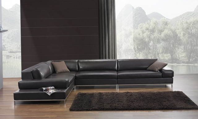 Large Modern Sectional Sofas