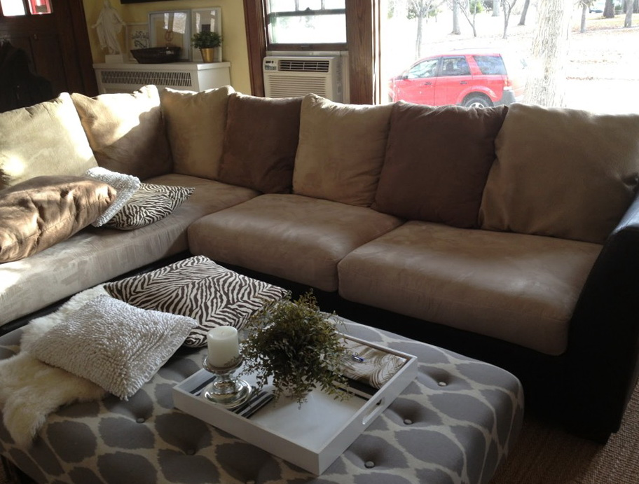Large Sofa Cushion Covers