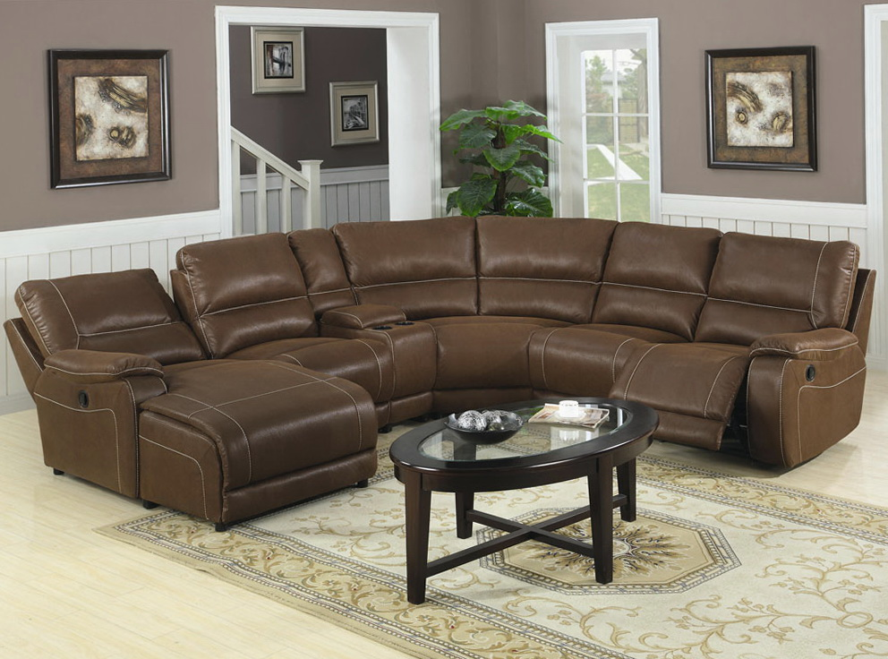 Leather Sectional Sofas With Chaise
