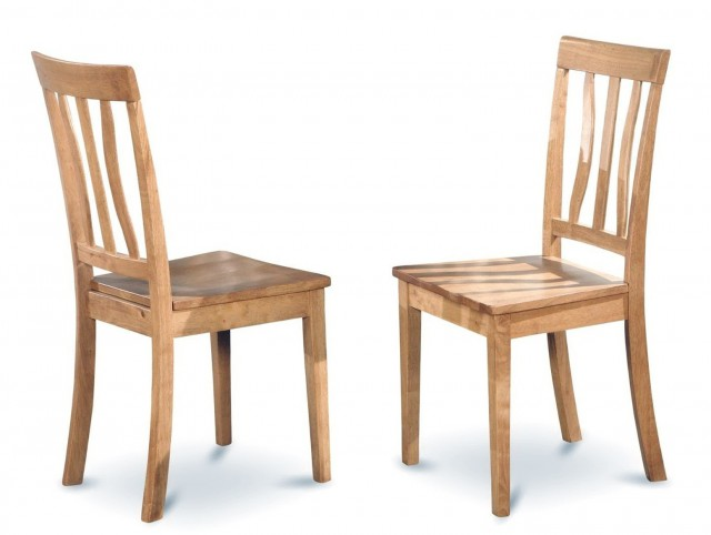 Light Oak Dining Chairs