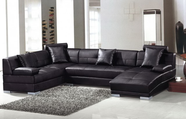 Loveseat Sofa Bed Leather