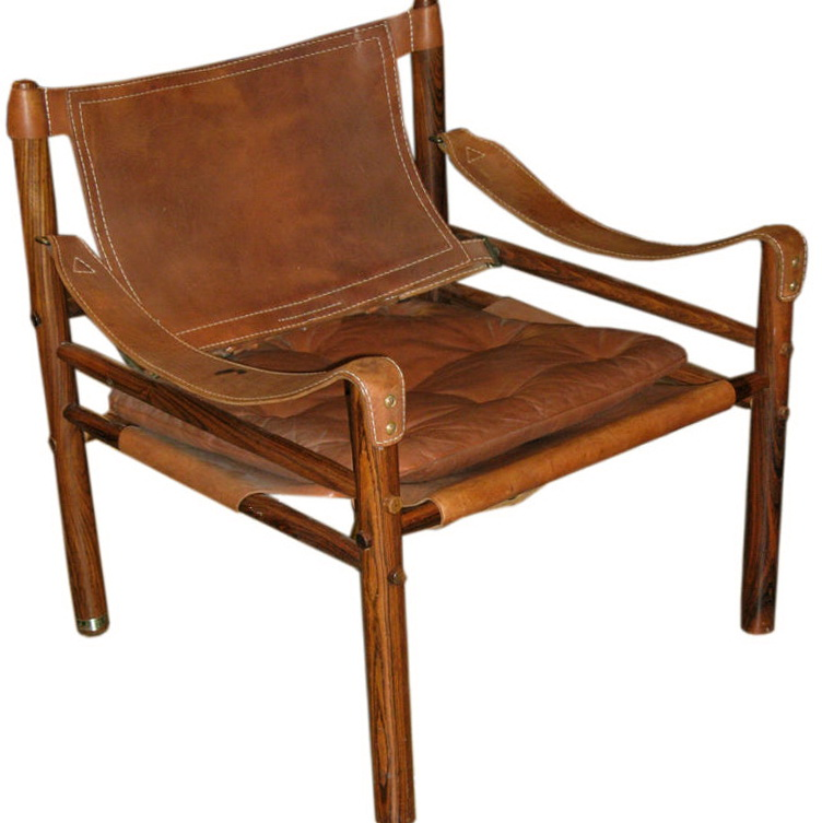 Mid Century Modern Chairs Leather