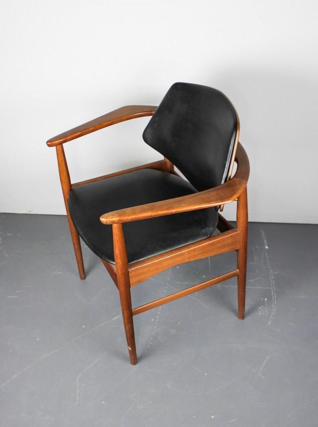 Mid Century Modern Chairs Vintage