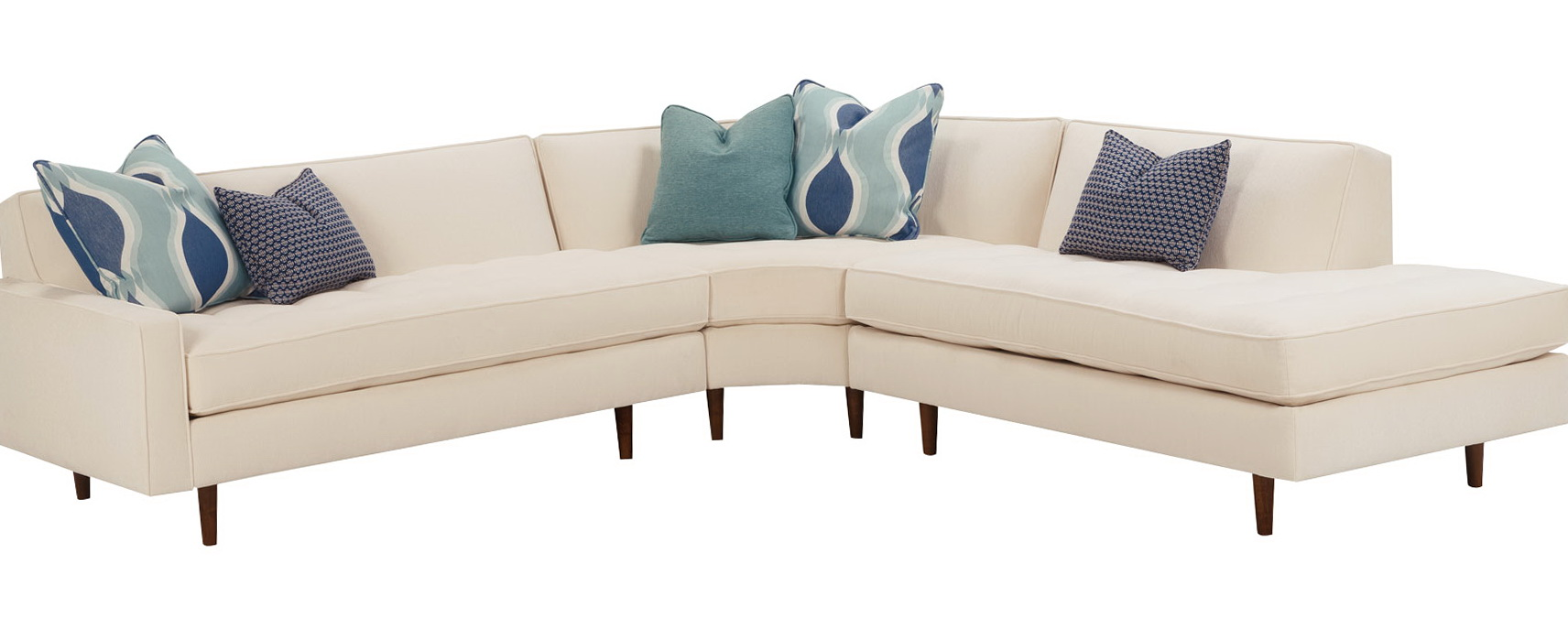 Mid Century Modern Sectional Sofas