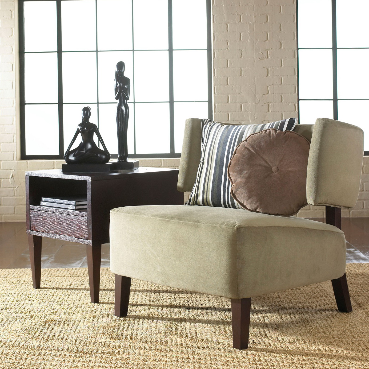 Modern Accent Chairs For Living Room