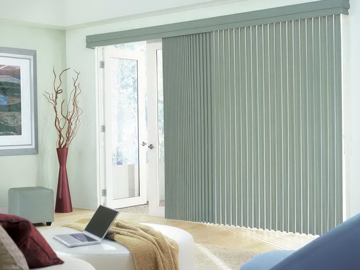 Modern Blinds For Sliding Glass Doors