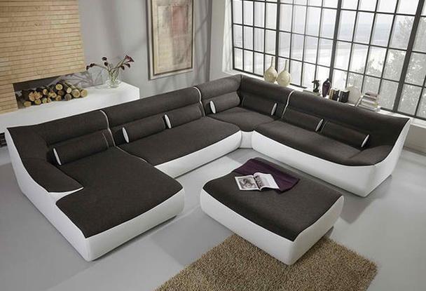 Modern Modular Sectional Sofa