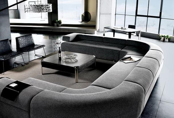 Modern Sectional Sofas Toronto