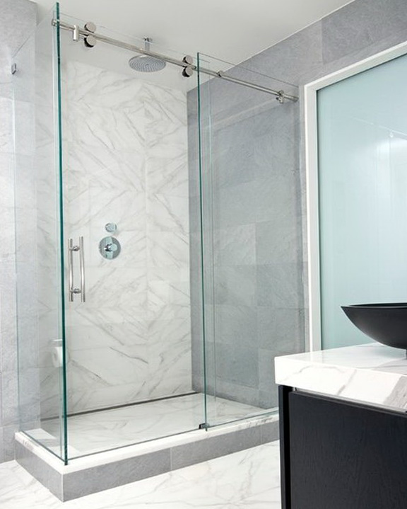 Modern Shower Glass Doors