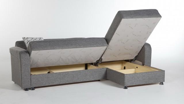 Modern Sleeper Sofa Sectional