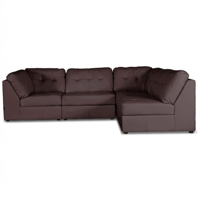 Modular Sectional Sofa Leather