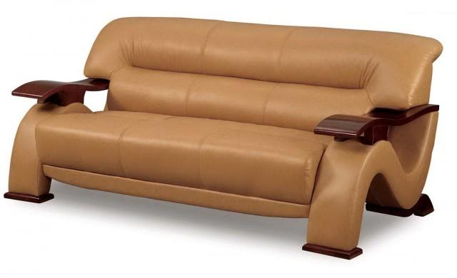 Natuzzi Leather Sofa And Loveseat