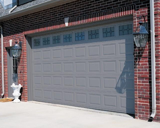 Pictures Of Insulated Garage Doors