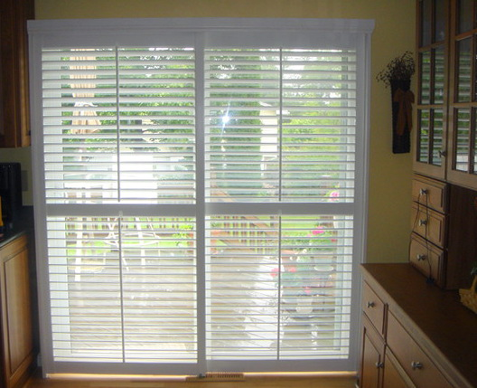 Plantation Blinds For Sliding Glass Doors