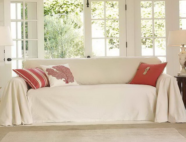 Pottery Barn Sofa Covers