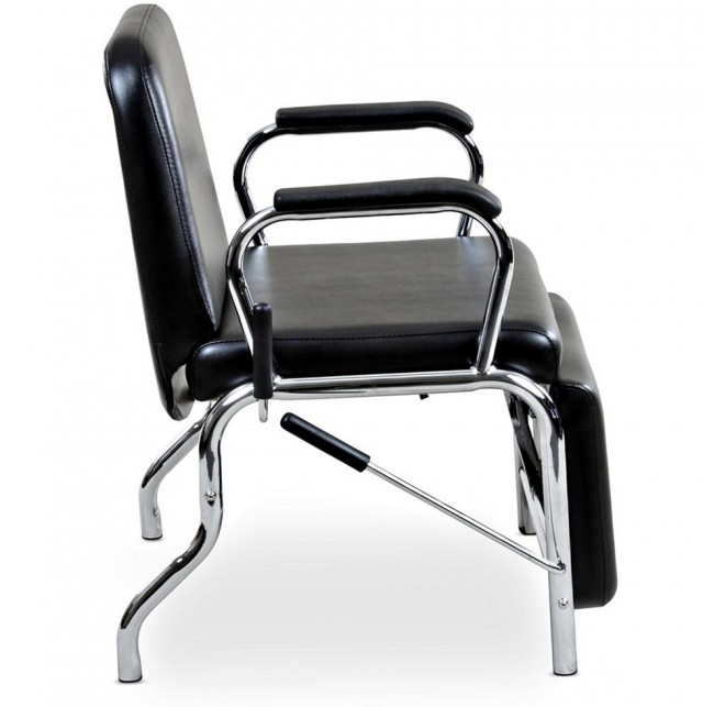 Reclining Office Chair With Footrest