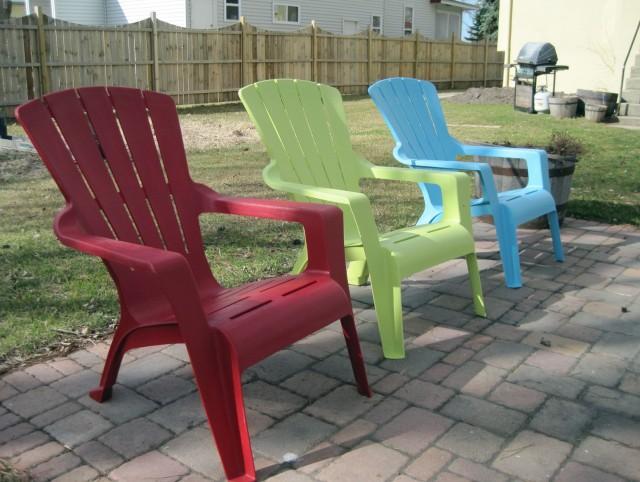 Resin Adirondack Chairs Home Depot
