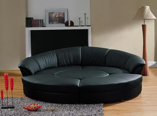 Round Sectional Sofa Bed