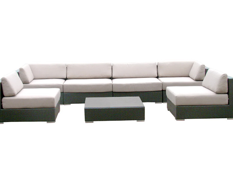 3 Piece Rushreed Outdoor Sectional 4 10 Kaartenstemp Nl
