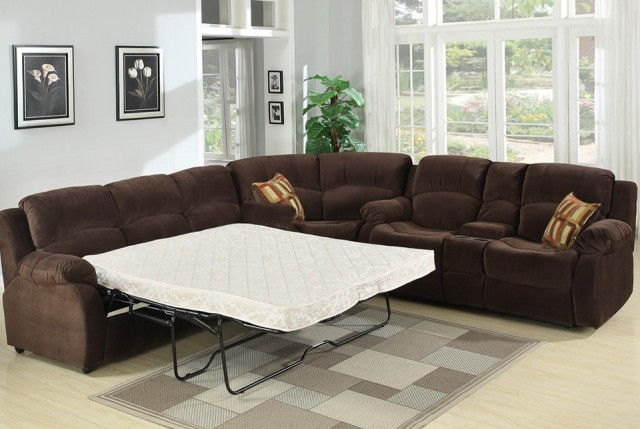 Sectional Sofas With Recliners And Sleeper