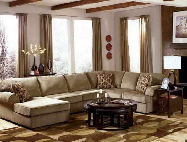 Sectional Sofas With Recliners For Small Spaces