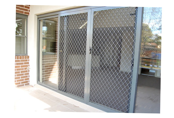 Security Screen Doors For Sliders